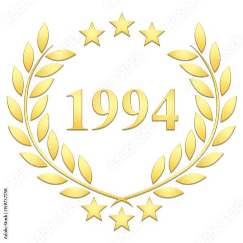 Fotografia  Lauriers 3 étoiles 1994 sur fond blanc
