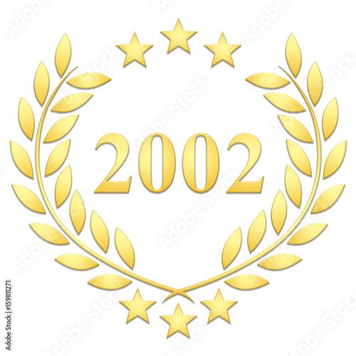 Fotografia  Lauriers 3 étoiles 2002 sur fond blanc