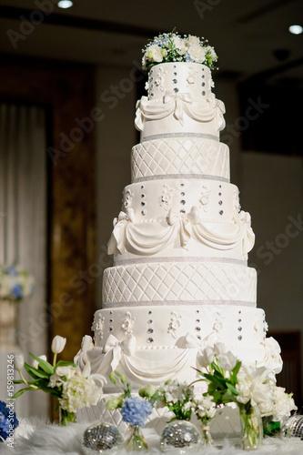 Zdjęcie XXL tort weselny