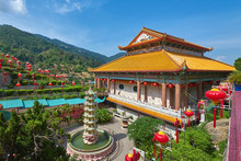 Kek Lok Si Buddhist Temple In ...