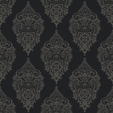 Vector damask seamless pattern - 159859815