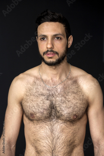 Beautiful Hairy Men