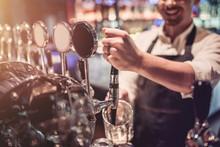 Bartender In Pub