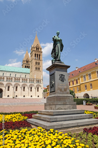 Foto op Plexiglas Kiev PECS, HUNGARY - JULY 2015: