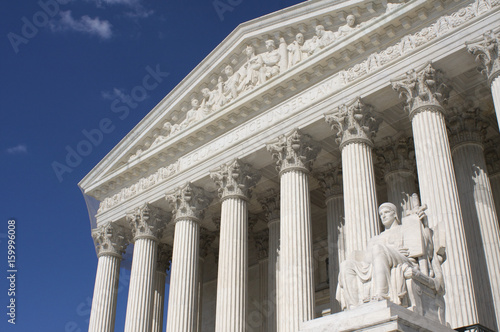 The United States Supreme Court Poster