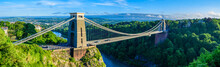 Bristol Suspension Bridge Pano...