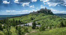 Spis Castle In Slovakia Is One...