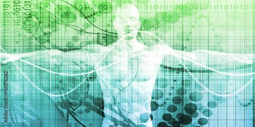 Fotografia  Digital Health System