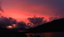 Kelvin Heights Sunset