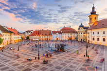 Sibiu, Romania. Large Square (...