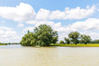 Danube riverside landscape