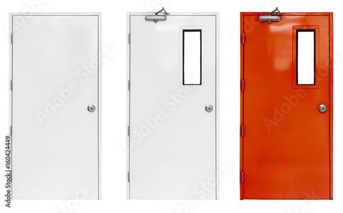 Variation of fire exit door in condominium or apartment for ...