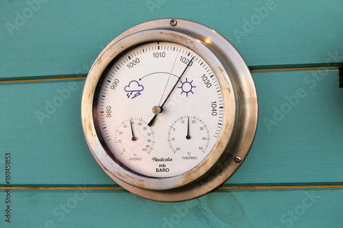Photo Weather dial