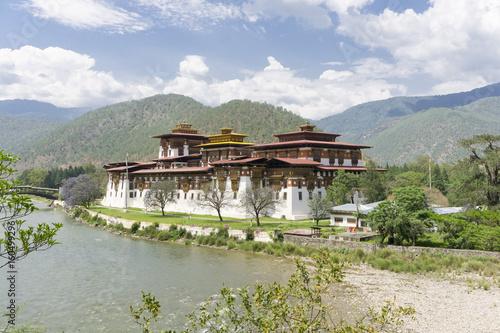 Bhutan Tableau sur Toile