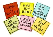 Fighting Procrastination - Set...