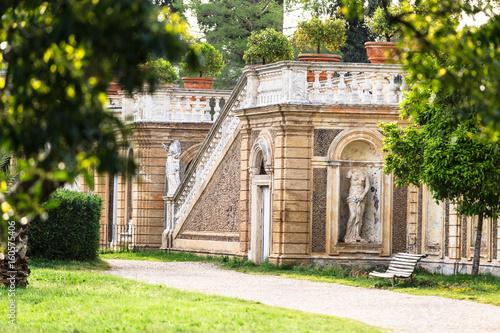 Villa Doria Pamphili at the Via Aurelia Antica, Rome, Italy Canvas-taulu