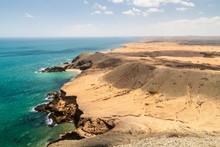 Coast Of La Guajira Peninsula ...