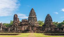 Angkor Wat In Thailand