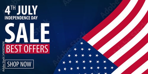American independence day 4th of july exclusive offers sale sale 4th of july exclusive offers sale sale poster template background m4hsunfo