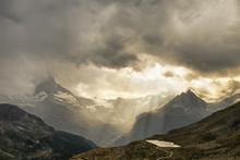 The Matterhorn, Zermatt, Switzerland, Europe.