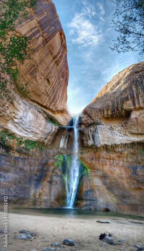 Calf Creek Falls Wall mural