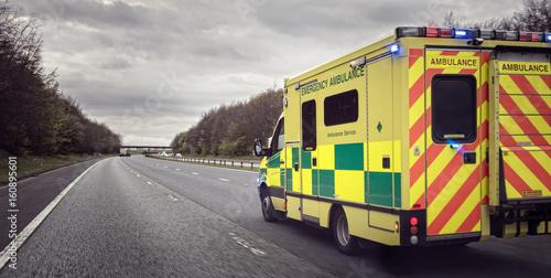 Fotografie, Obraz  Ambulance