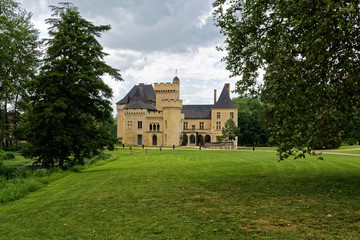 Fototapeta na wymiar Château Dordogne