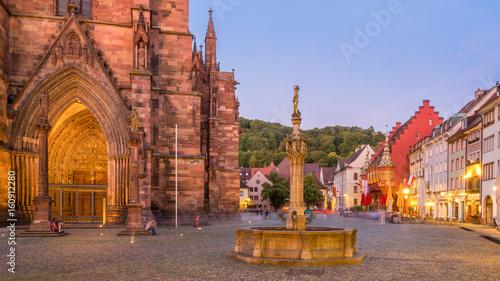 Obraz na płótnie Freiburg, Niemcy