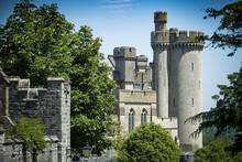 View Of Arundel Castle From Su...
