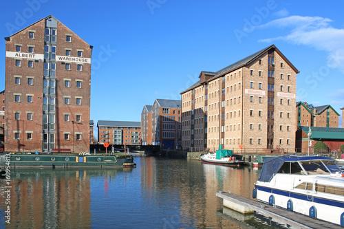 Photo  Gloucester Docks