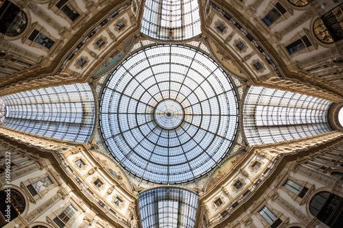 Vittorio Emanuele gallery Fototapet