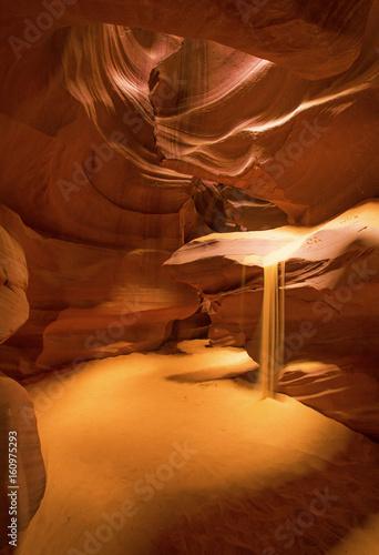 Fotografie, Obraz  Inside Antelope Canyon , Page, Arizona