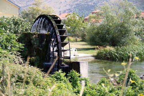 Poster Molens Water mill