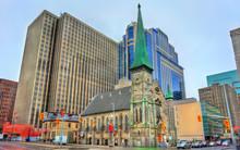 First Baptist Church In Ottawa, Canada