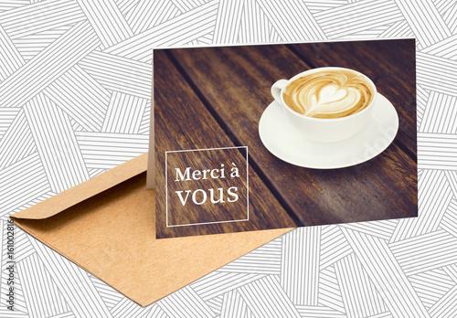 Modèle De Carte De Remerciements Buy This Stock Template