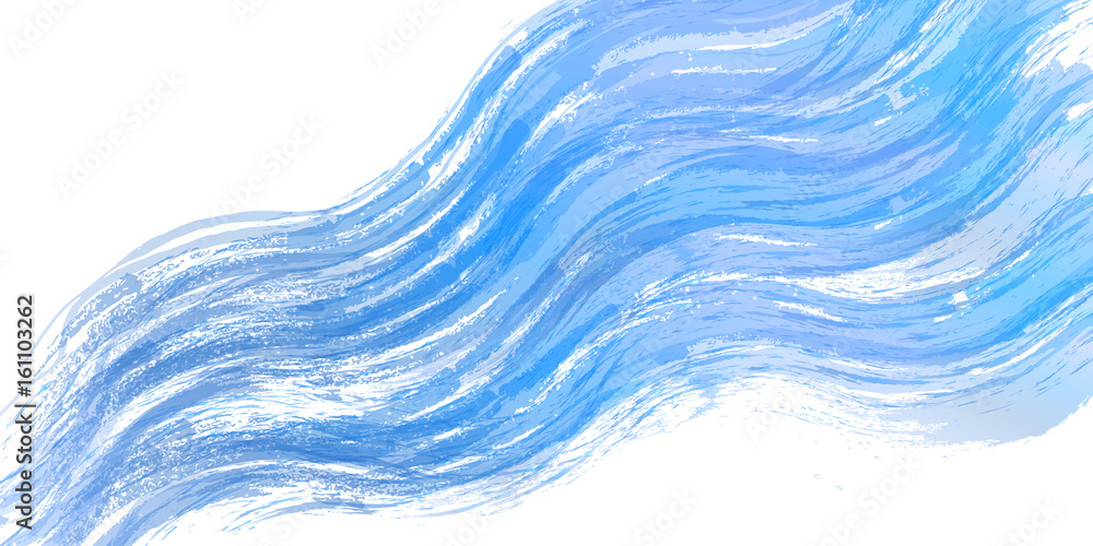 Fototapety, obrazy: 川 水 和紙 背景