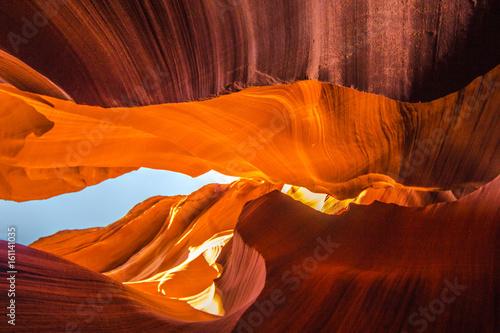 Keuken foto achterwand Antilope Antelope canyon, Arizona