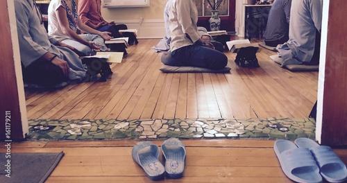 Fotografija  méditation