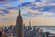 United States, New York City, Manhattan, Midtown, Empire State Building