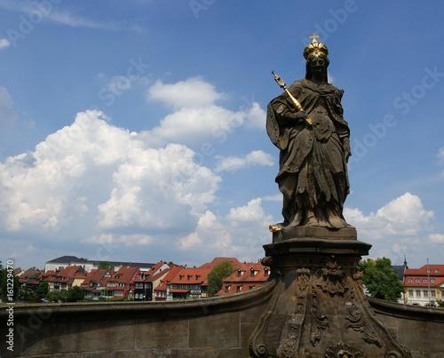 Foto op Plexiglas Artistiek mon. Bamberg