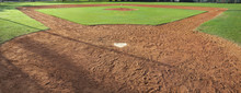 Youth Baseball Field Viewed Fr...