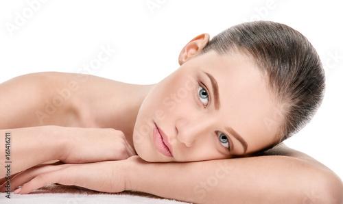 Fotografie, Obraz  Calm young model