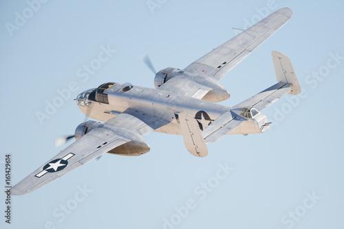 Photo WWII bomber (B-25 Mitchell)