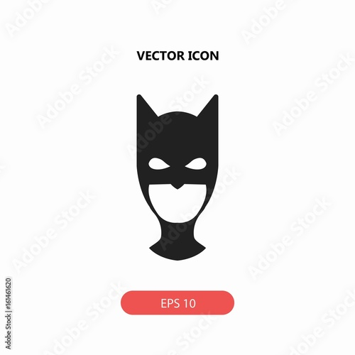 Fotografie, Tablou head cover vector icon