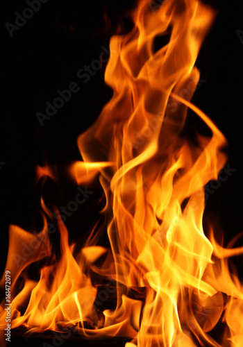 Poster Fire / Flame fire