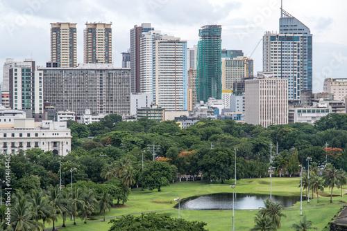 June 11,2017 Manila citiview at intramuros , Manila , Philippines © bugking88