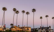 Sunset In Huntington Beach
