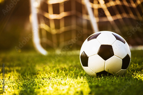 closeup-soccer-ball-on-green-grass