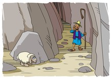 The Parable About The Lost Sheep