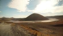 Panorama Meke Lake Bottom View...